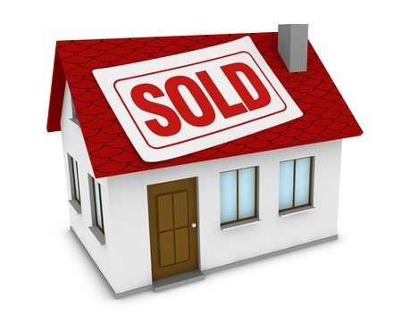 probate home sold