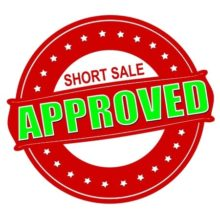 short sale approval stamp