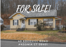 ansonia home for sale