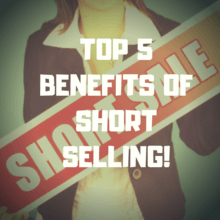 lady holding short sale sign