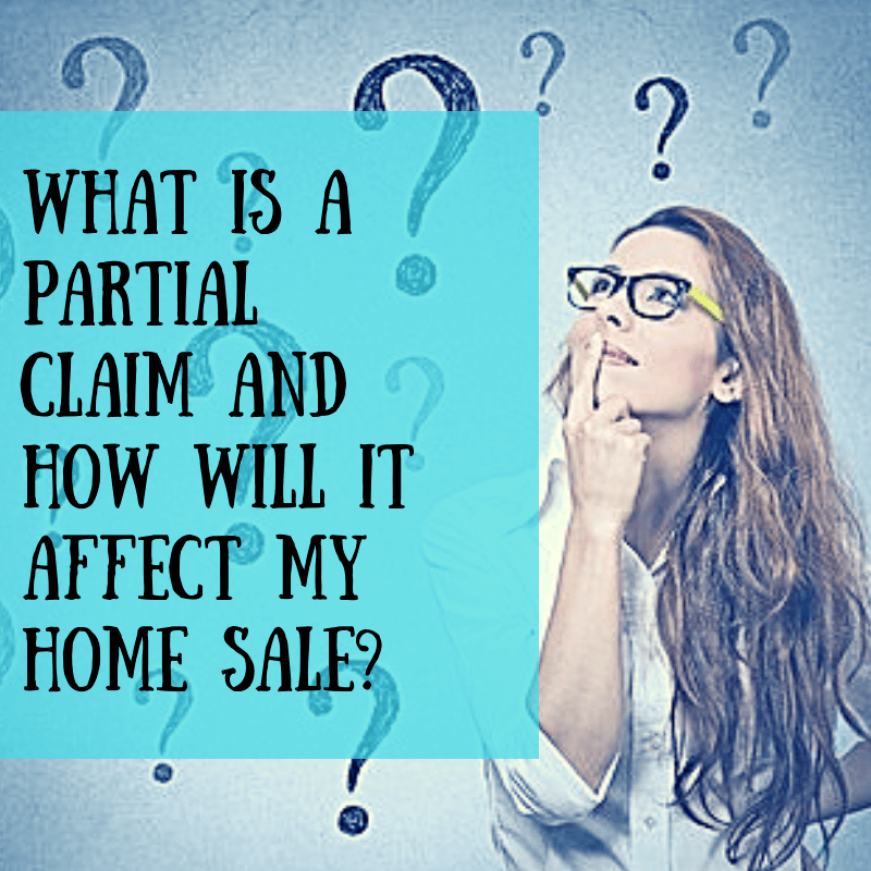 what is a partial claim?