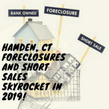 cart carrying foreclosed homes and short sale homes
