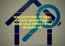 graphic depicting wallingford housing market