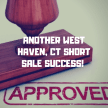 West haven short sale success with M&T bank