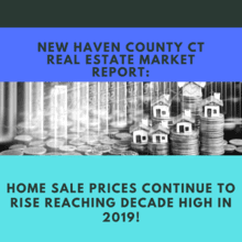 New Haven County market report October 2019