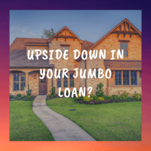 jumbo loan short sale