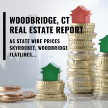 woodbridge market flatlines graphic