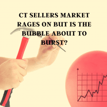 CT sellers market bubble
