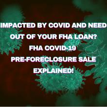 covod 19 PFS short sale